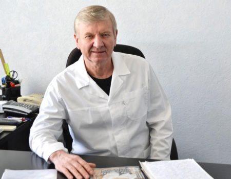 Заслужений лікар України побореться за місце в парламенті від Кропивницького