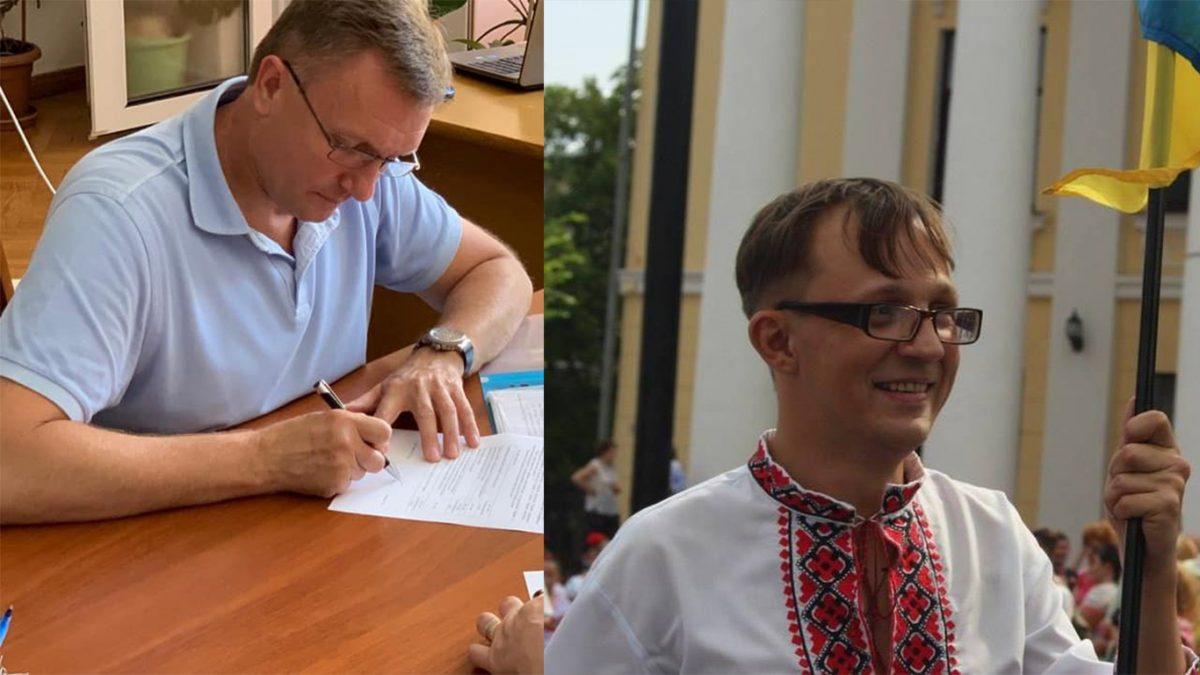 Горбунов відніс документи у ЦВК, ще один кандидат у нардепи від Кропивницького збирає гроші - 1 - Політика - Без Купюр
