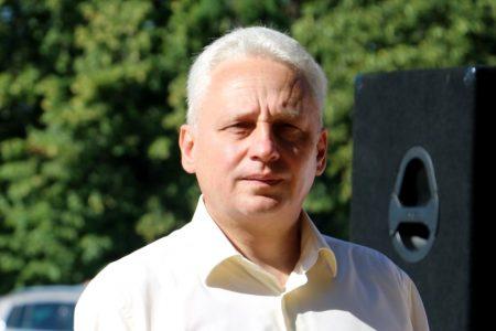 Президент звільнив Сергія Коваленка від виконання обов'язків голови Кіровоградської ОДА