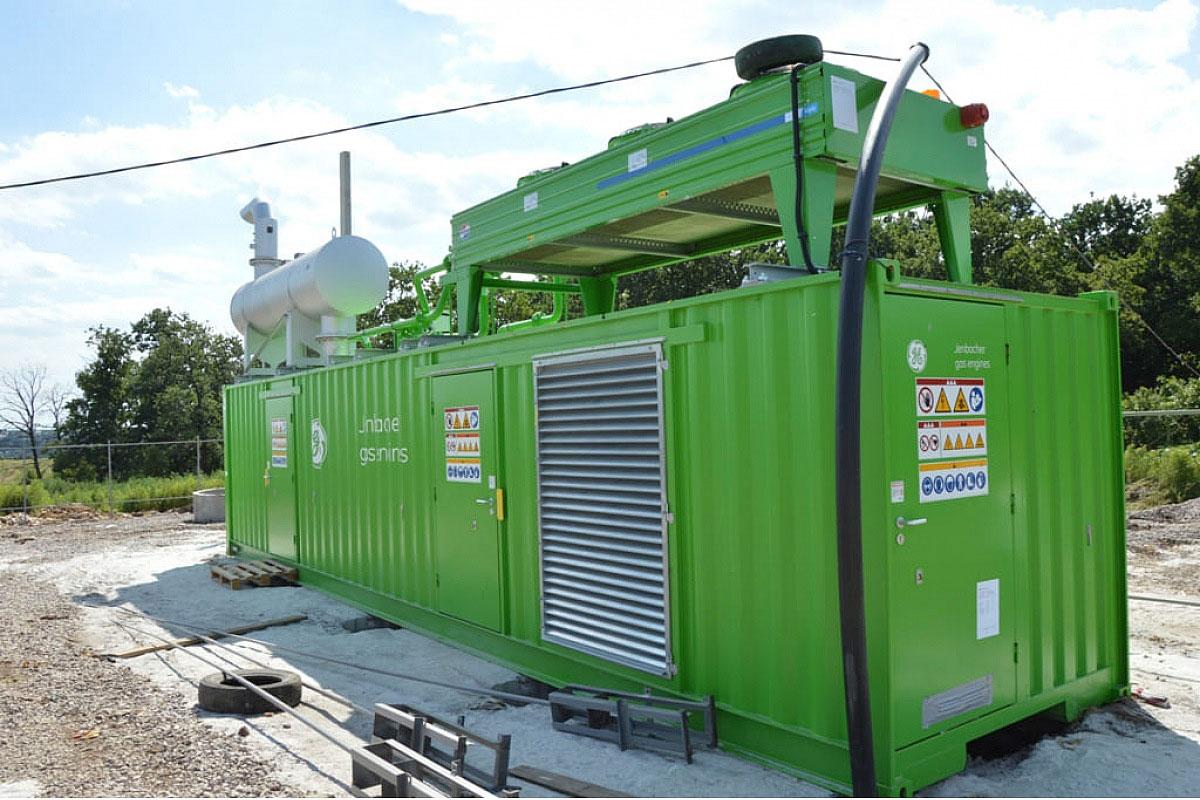 Без Купюр У Кропивницькому планують добувати електроенергію зі сміття Бізнес  Кропивницький газоелектростанція