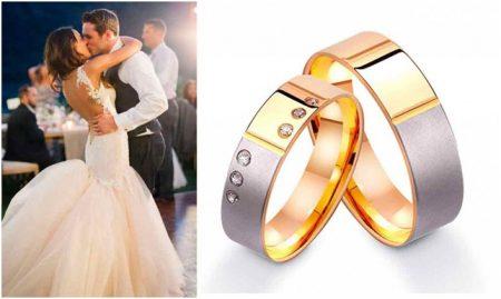 Обручки весільні – знак вірності на все життя