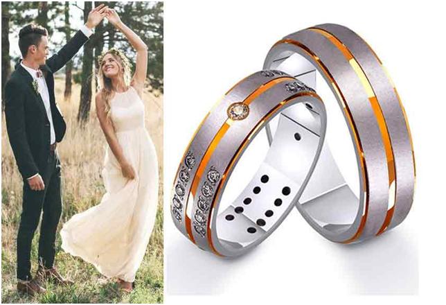 Обручки весільні - знак вірності на все життя - 2 - Реклама - Без Купюр