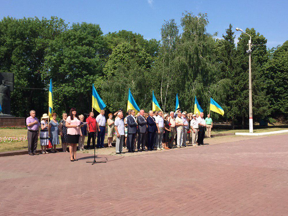 У Кропивницькому вшанували пам'ять загиблих у Другій Світовій війні. ФОТО - 3 - Події - Без Купюр