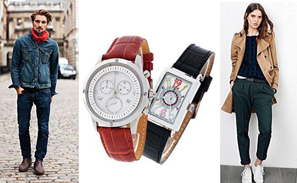 Як вибрати чоловічі швейцарські годинники? - 1 - Реклама - Без Купюр