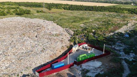 Бізнес та інновації: як сміттєзвалище у Кропивницькому наближається до європейських норм поводження з відходами