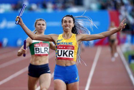 Дівчина з Кіровоградщини здобула золото на Європейських іграх