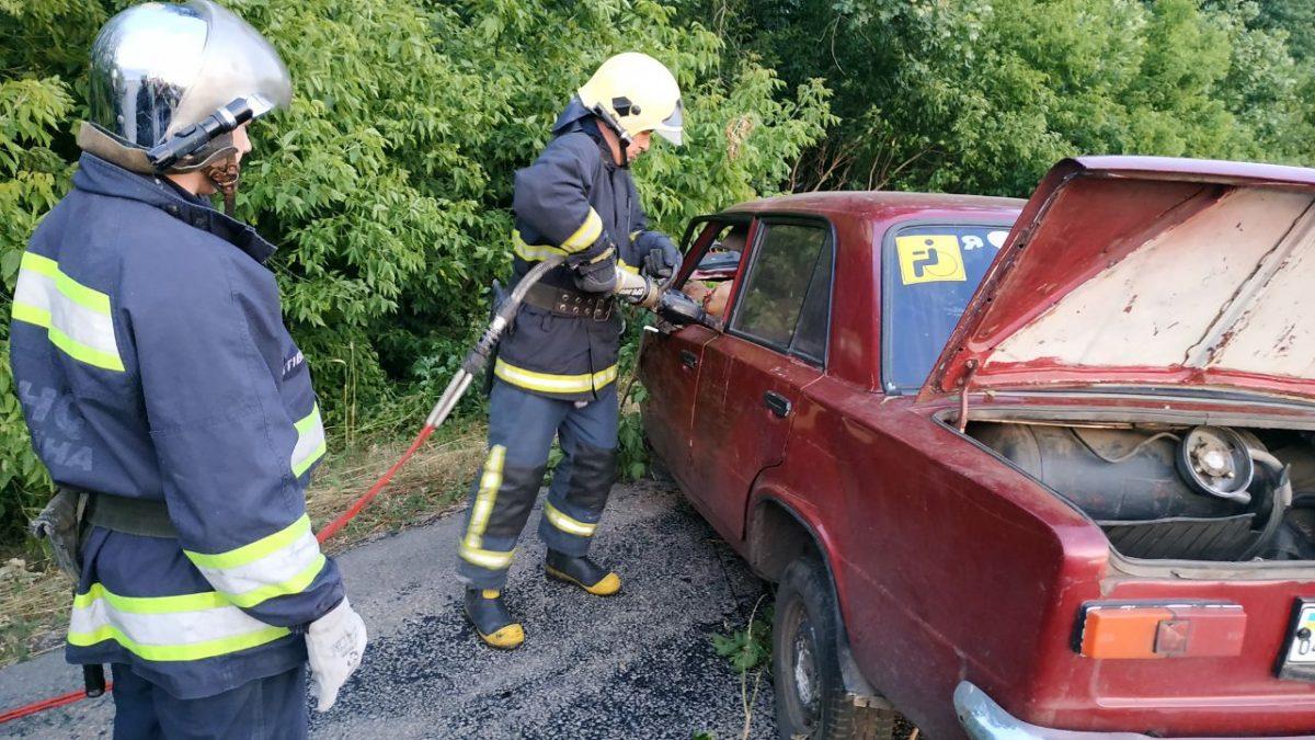 На Кіровоградщині сталося два ДТП, одне із смертельними наслідками - 2 - За кермом - Без Купюр