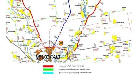 З  серпня по дорозі  Олександрівка-Кропивницький-Миколаїв заборонять рух вантажівок