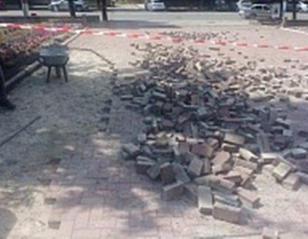 У Кропивницькому почали капітальний ремонт у сквері імені Тараса Шевченка