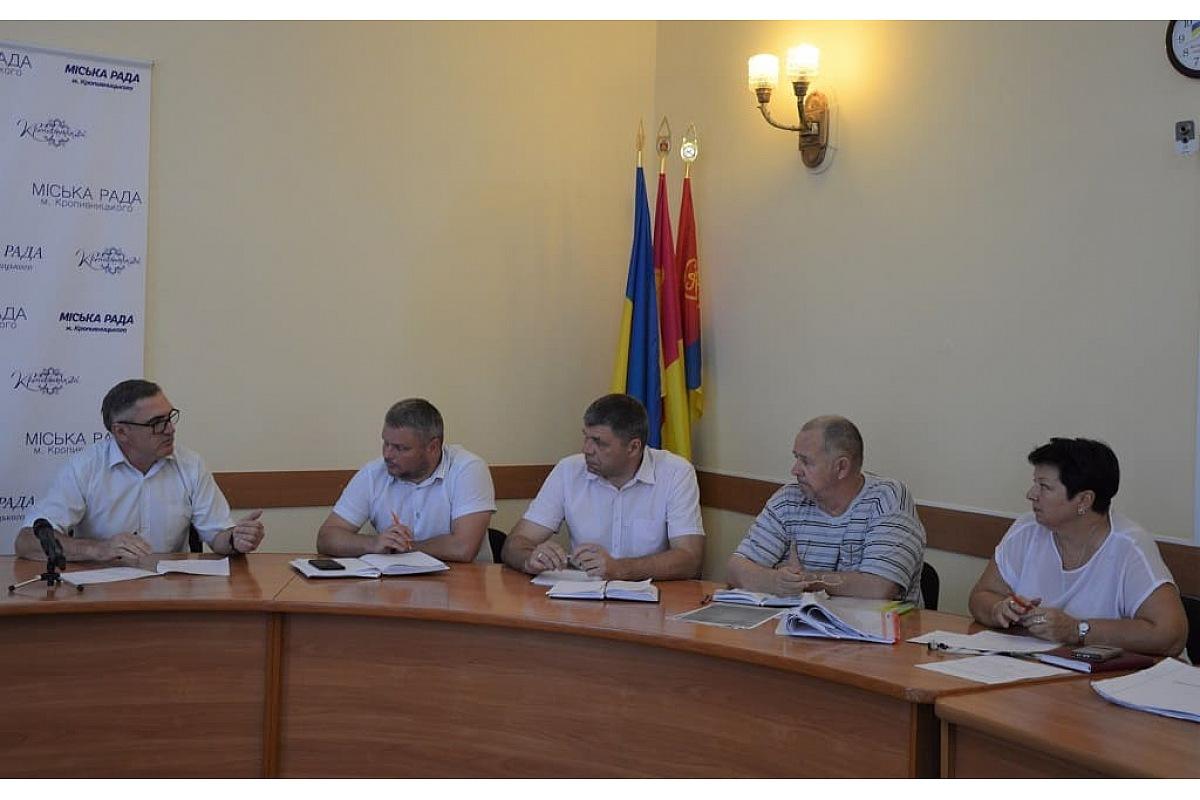 У міськраді Кропивницького розповіли про підготовку до реконструкції Набережної - 1 - Події - Без Купюр