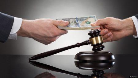 Кіровоградщина: 122 корупціонера притягнули до відповідальності, але адміністративної