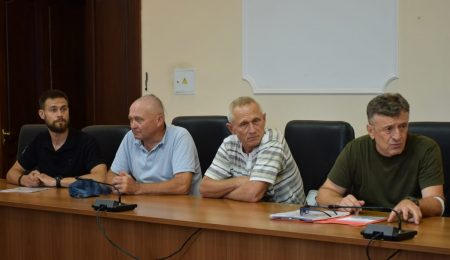 Чотирьом землякам присвоєно статус учасника-добровольця АТО/ООС