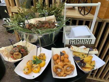 У Кропивницькому стартував Фестиваль вуличної їжі. ФОТО