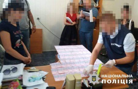 У Кіровоградській ОДА відхрещуються від посадовців, яких зловили на хабарі