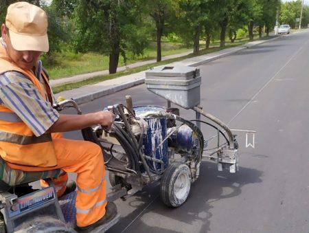 У Новомиргороді проводять капітальний ремонт автодоріг. ФОТО. ВІДЕО