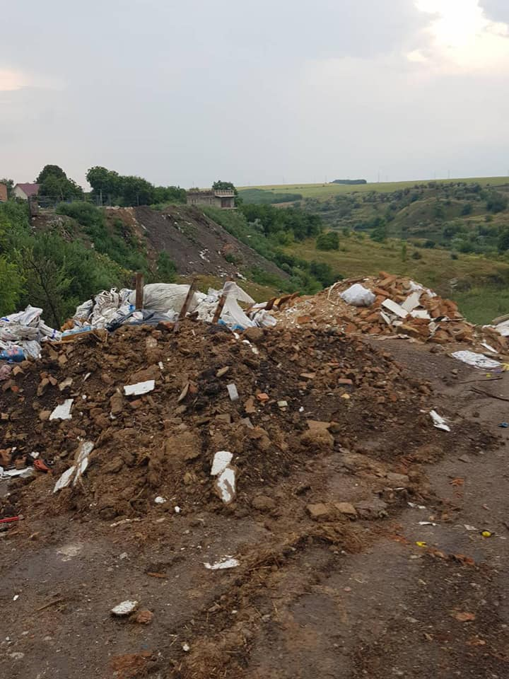 Спецінспекція припинила роботу незаконного платного сміттєзвалища в Кропивницькому. ФОТО - 3 - Життя - Без Купюр