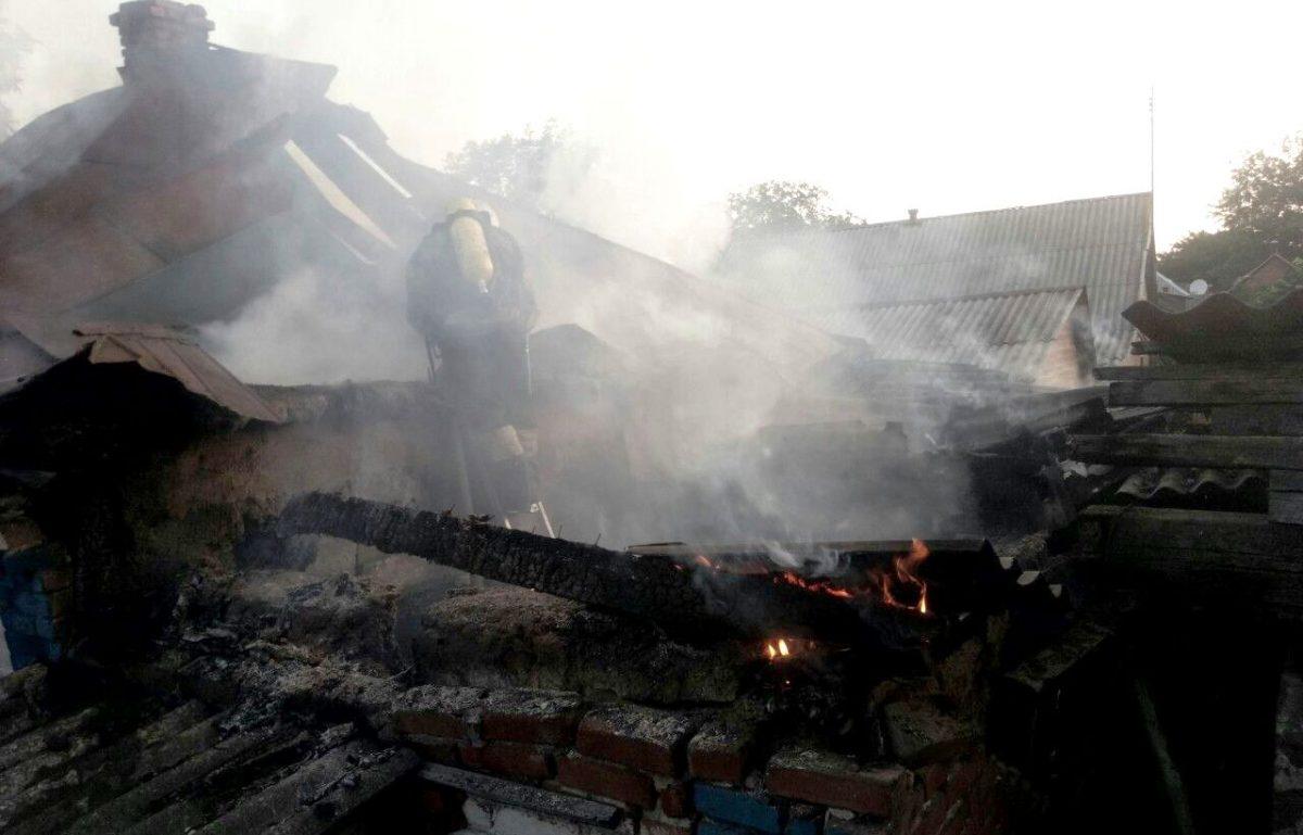 На Кіровоградщині під час пожежі загинув чоловік. ФОТО - 2 - Події - Без Купюр