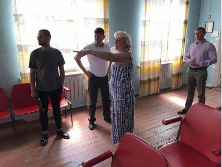 У Кропивницькому три дільниці перенесли на перший поверх для зручності людей з інвалідністю
