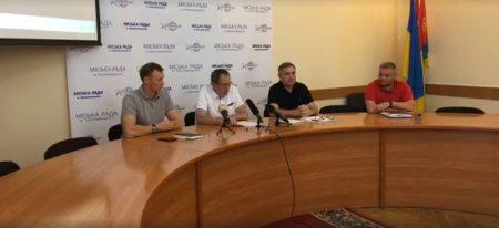У міській раді Кропивницького прокоментували ситуацію з неприємним запахом у місті