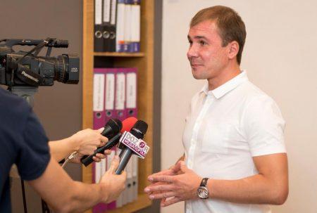 Артем Стрижаков розповів, чому його немає серед кандидатів до Верховної Ради