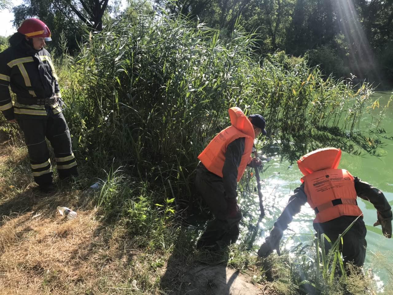 На Кіровоградщині чоловік потонув у ставку - 1 - Події - Без Купюр