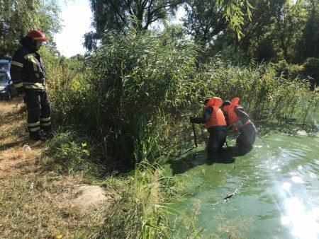 На Кіровоградщині чоловік потонув у ставку