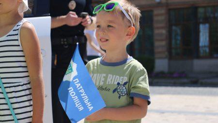 Як у Кропивницькому відсвяткували День поліції. ФОТО