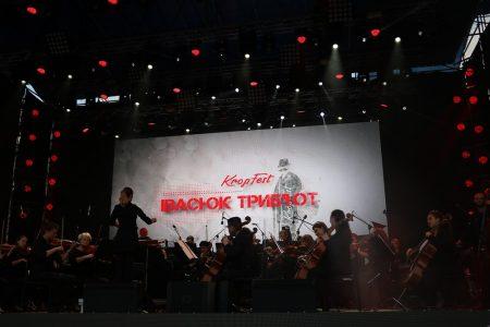 У Кропивницькому стартував мистецький фестиваль «Кропивницький». ФОТО