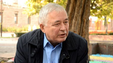 У міській раді визначилися з кандидатурою на звання почесного громадянина Кропивницького