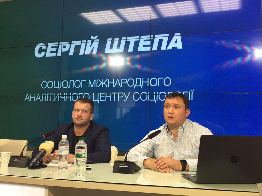 Центр соціології, що значиться в базі продавців рейтингів, презентував результати опитування в Кропивницькому - 1 - Вибори - Без Купюр