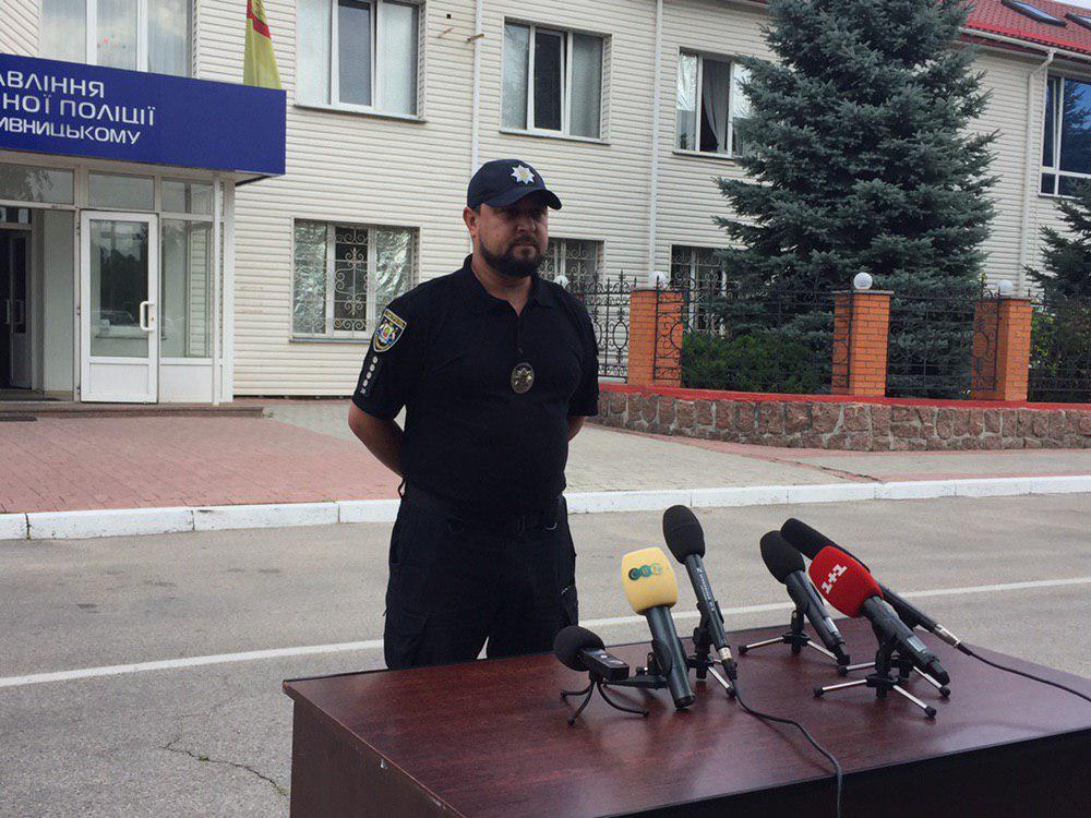 Без Купюр Патрульні стверджують, що  зв'язку між їхніми діями і смертю затриманого немає Кримінал  Патрульна поліція Кропивницький