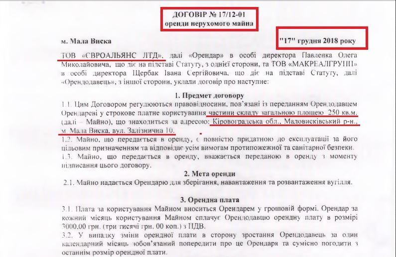 «Вугільні змовники» Кіровоградщини - 3 - Закупівлі - Без Купюр