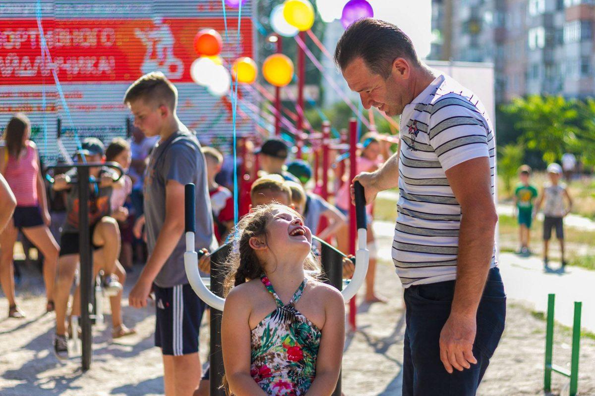 У Кропивницькому відкрили універсальне спортивне містечко. ФОТО - 1 - PR - Без Купюр