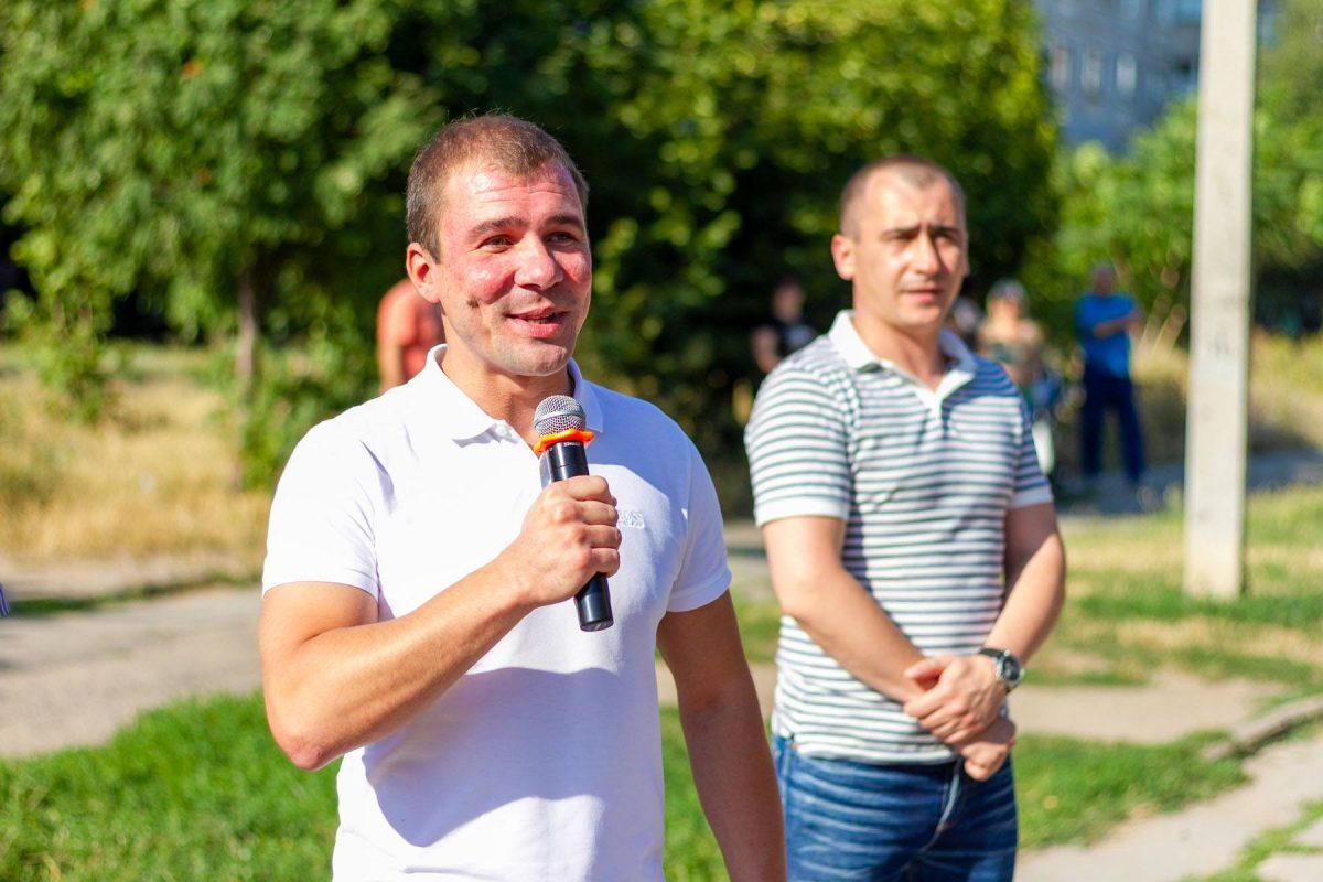 У Кропивницькому відкрили універсальне спортивне містечко. ФОТО - 2 - PR - Без Купюр