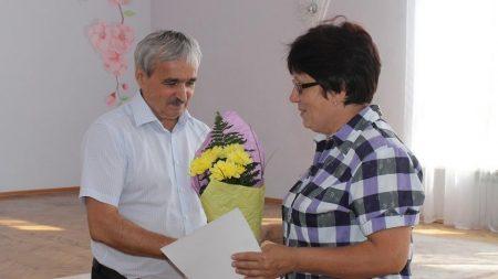 В Олександрії міського голову відзначили серед переможців конкурсу на кращу садибу. ФОТО