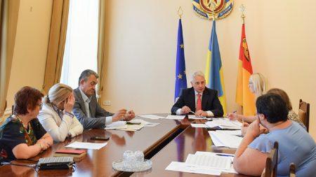 Кіровоградщина отримала майже 4,5 мільйонів гривень на будівництво спортивних майданчиків