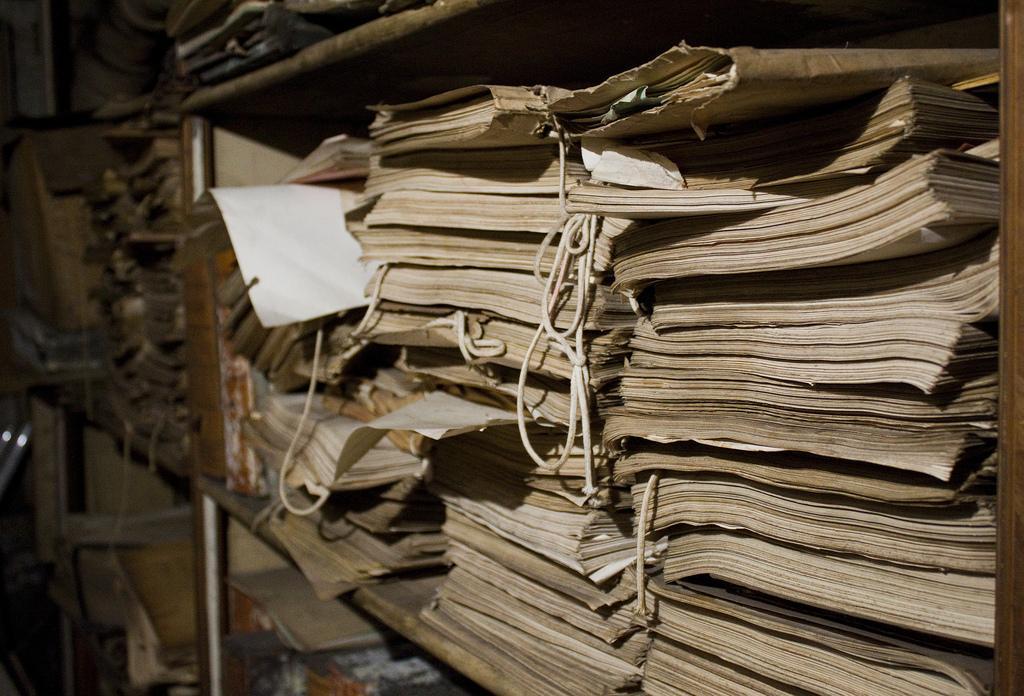 У Кропивницькому презентують архівні документи часів тоталітарного режиму - 1 - Культура - Без Купюр