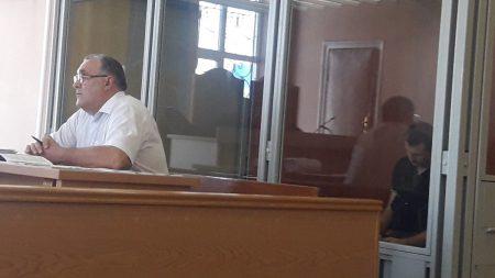 Захисник підозрюваного у вбивстві Діани Хріненко не переконав суд відпустити його з-під варти. ФОТО