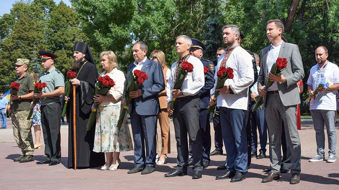 У Кропивницькому відбулися офіційні заходи з нагоди Дня прапора та Дня Незалежності України. ФОТО - 6 - Події - Без Купюр