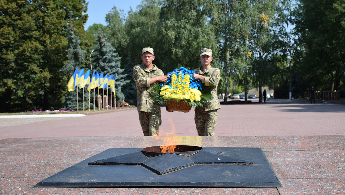 У Кропивницькому відбулися офіційні заходи з нагоди Дня прапора та Дня Незалежності України. ФОТО - 4 - Події - Без Купюр