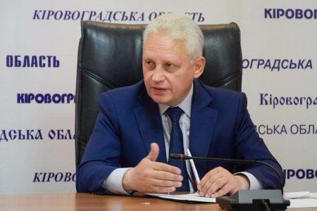 Балонь підписав розпорядження про звільнення двох заступників голови ОДА