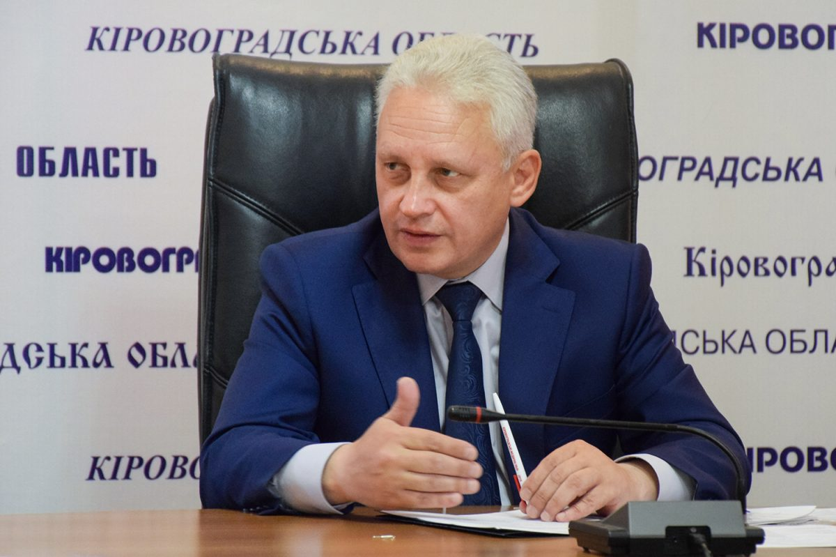 Без Купюр Колишнього першого заступника голови ОДА рекомендують на нову посаду Життя  Сергій Коваленко вакантні посади 2020 рік