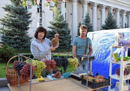 У Кропивницькому відбувся медовий ярмарок