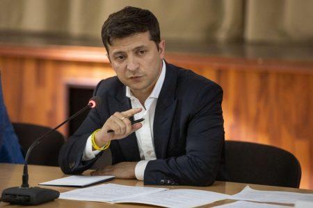 Зеленський не приїде до Кропивницького у понеділок