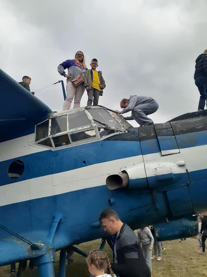 На Кіровоградщині відбувся авіафестиваль. ВІДЕО - 2 - Життя - Без Купюр