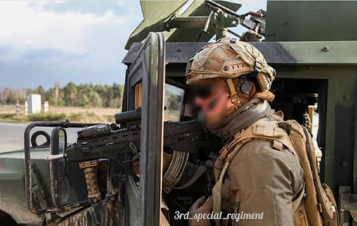 Без Купюр Бійці 3-го полку проходитимуть навчання у Німеччині Життя  навчання військовослужбовці