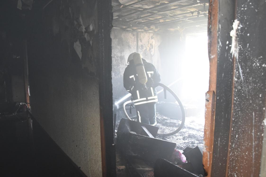 Без Купюр У Кропивницькому горіла квартира на 4-ому поверсі. ВІДЕО Події  пожежа Кропивницький Інстаграм Facebook Фейсбук