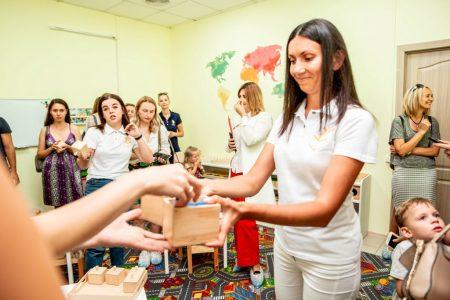 У Кропивницькому відкрили двомовний дитячий садок. ФОТО