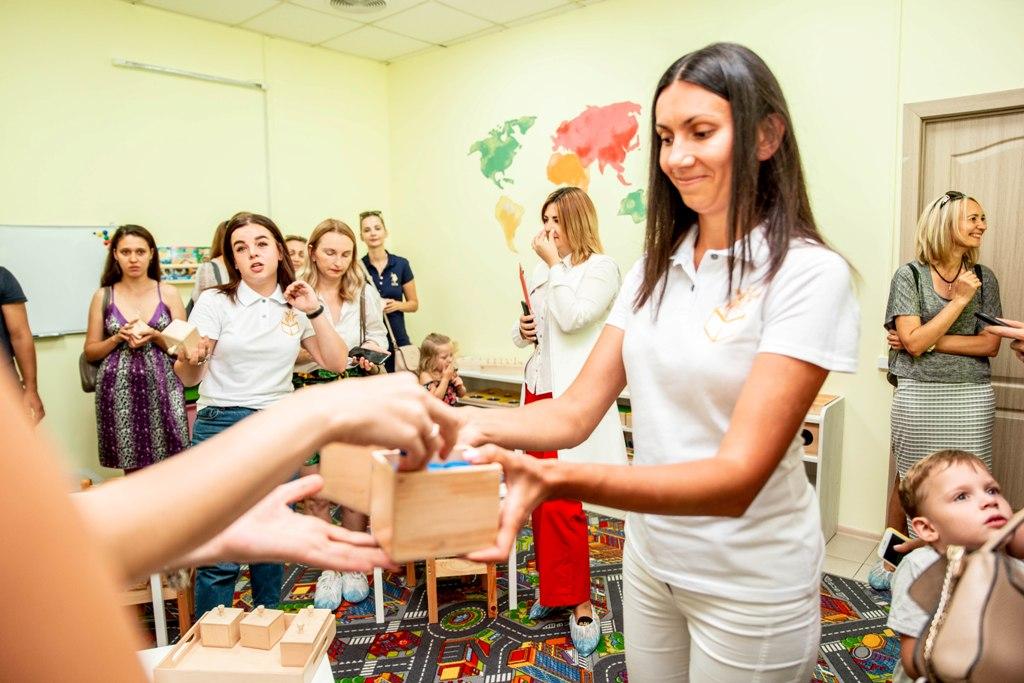 Без Купюр У Кропивницькому відкрили двомовний дитячий садок. ФОТО Освіта  школа програма відкриття