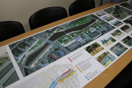 Реконструкцію Набережної в Кропивницькому планують розбити на 7 черг
